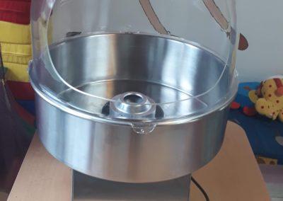 Stroj na cukrovou vatu