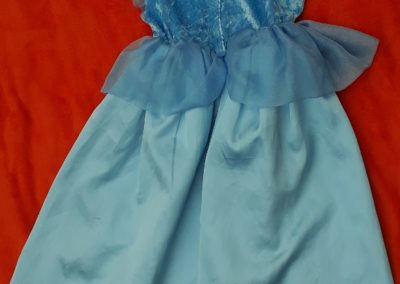 Popelka, princezna, 3-4 roky