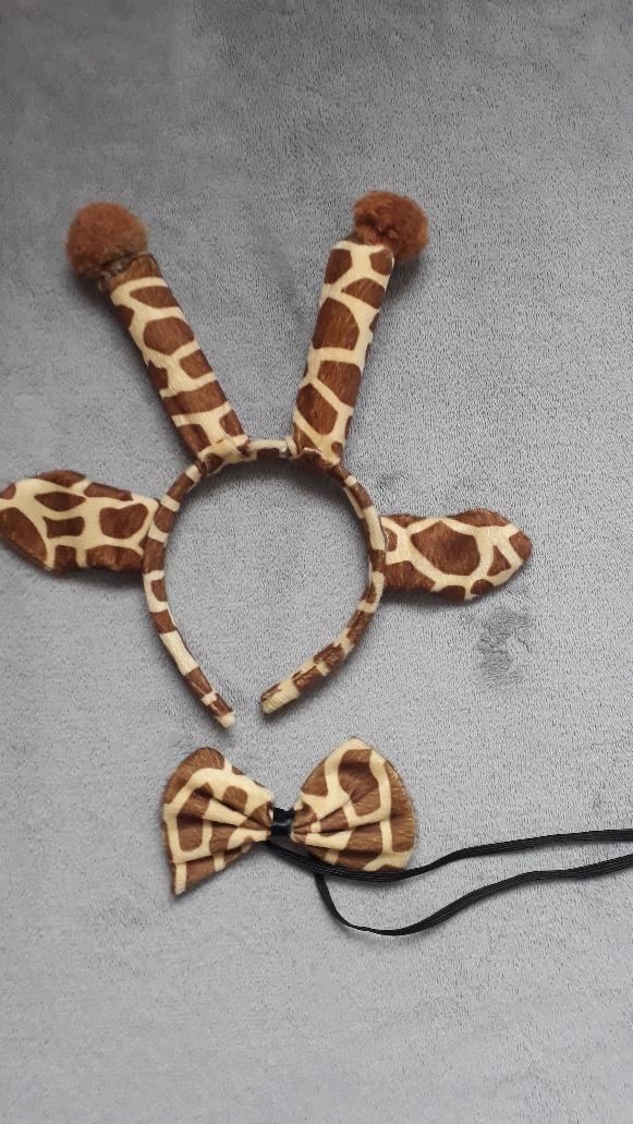 Žirafa – doplňky