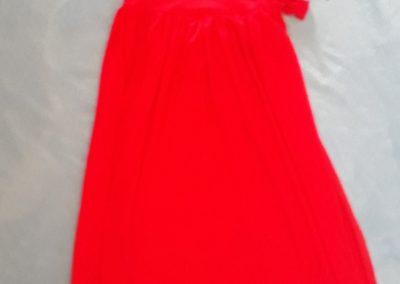 Červený plášť – pro DOSPĚLÉ